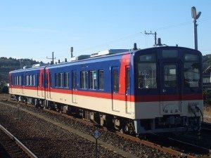 鹿島臨海鉄道 新型車両8000形