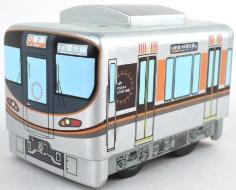 大阪環状線323系チョロQ
