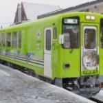 秋田犬っこ列車
