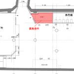 丸太町駅 店舗配置図