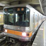 銀座線01系車両