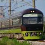 北アルプス雪見列車(イメージ)