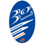 JR東海 30周年ロゴマーク