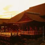 「そうだ 京都、行こう。」キャンペーンポスター 1993年 盛秋「清水寺」