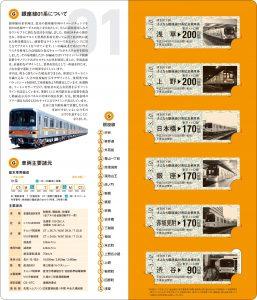 さよなら銀座線01系記念乗車券