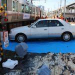 下関総合車両所 列車事故対応訓練