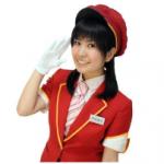 鉄道アイドル木村裕子さん