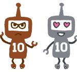 PASMOのミニロボット