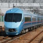 「メトロ新緑号」 に使用するロマンスカー・MSE(60000形)