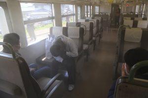 列車事故総合訓練