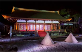<上賀茂神社 細殿> イメージ