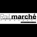 やまなし Rail Marché(レイルマルシェ)ロゴ
