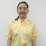 着用アロハシャツイメージ(イエロー)