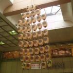 「秋田竿燈まつり」装飾(イメージ)