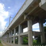 コンクリート橋(外側)