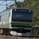 上野東京ラインに直通する高崎線