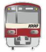 私鉄10社のオリジナルピンバッジ(イメージ)
