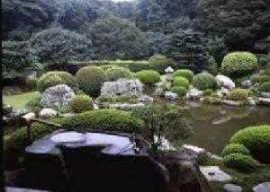清水寺 成就院 月の庭